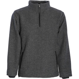 Roughstuff Troyer Pullover Hombre, dark grey/light grey